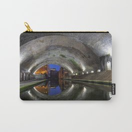 Canal Tunnel in Birmingham used as a set in the film Ready Player One Carry-All Pouch