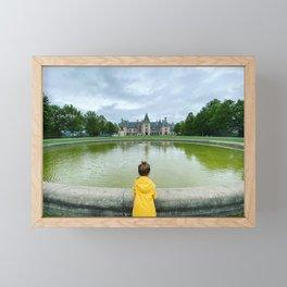 The Biltmore Framed Mini Art Print
