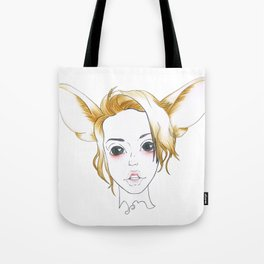Wildside 2 Tote Bag