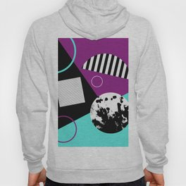 Bits And Bobs 2 - Abstract, geometric design Hoody