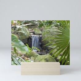 Little Waterfall Mini Art Print