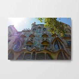 Casa Batllo Metal Print