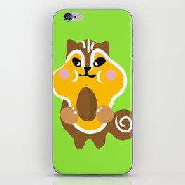 ChipMonk iPhone Skin