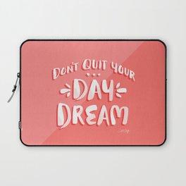 Don't Quit Your Day Job – Watermelon Palette Laptop Sleeve