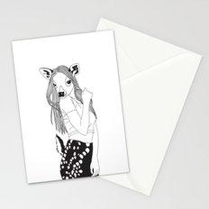 Miss Deer Stationery Cards