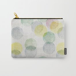 Colorful retro balls seamless pattern Carry-All Pouch
