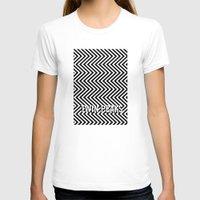 twin peaks T-shirts featuring Twin Peaks by Spyck