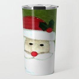 Ho Ho Ho Father Christmas Travel Mug