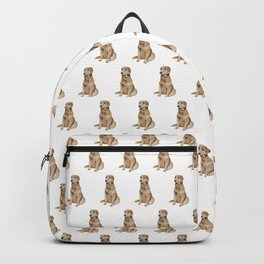 The Golden Retriever Backpack