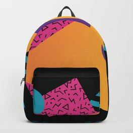 Memphis Pattern 29 / 80s - 90s Retro Backpack