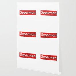 Supr-man Wallpaper
