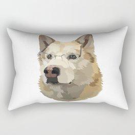 Smart Boy Rectangular Pillow