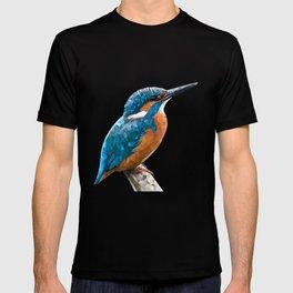 River Kingfisher T-shirt