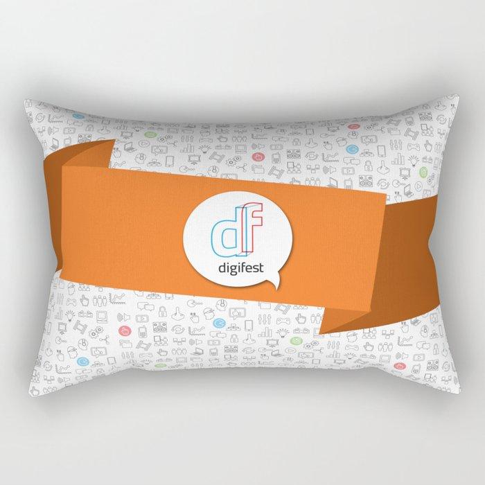 Toronto Digifest - Iphone Case 3 Rectangular Pillow