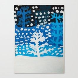 Winter 2 Canvas Print