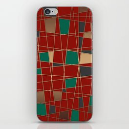 Abstract 21 iPhone Skin