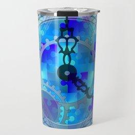 Time Puzzle Travel Mug