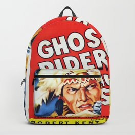 Ghost Riders of The West Backpack