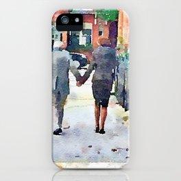 Soulmates iPhone Case