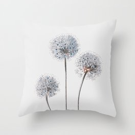 Dandelion 2 Throw Pillow