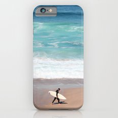 Lonely Surfer iPhone 6s Slim Case