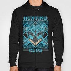 Hunting Club: Azure Rathalos Hoody