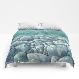 Vermont Stream Bed Comforters