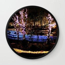 nabana no sato illumination  Wall Clock