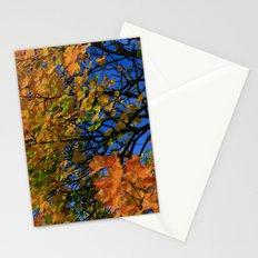 The Burning Tree Stationery Cards