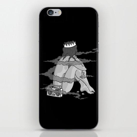 Pinup 3 iPhone & iPod Skin