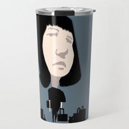 Enthusiastic Shopper Travel Mug