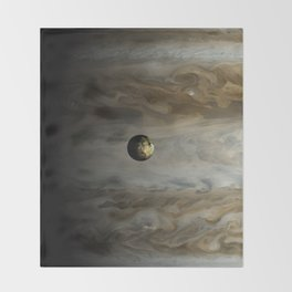 Io Throw Blanket