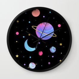 The Great Universe Wall Clock