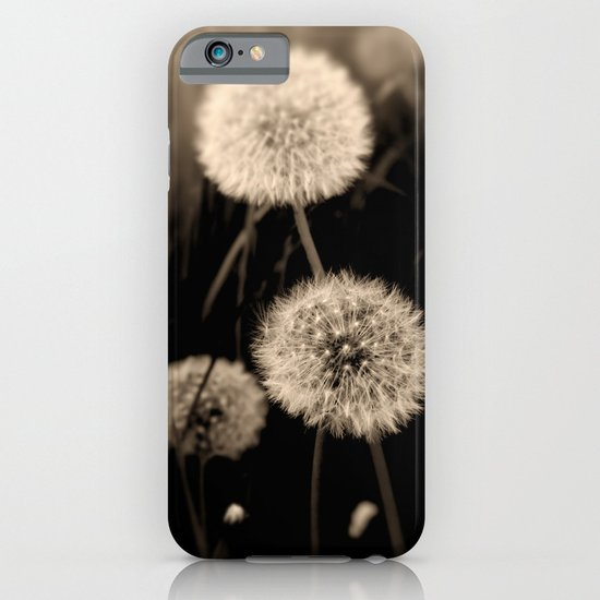 Dandelions iPhone & iPod Case