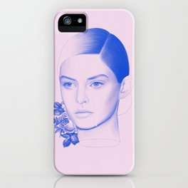 Troubled iPhone Case