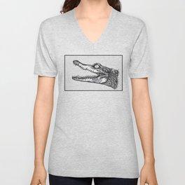 Croc Unisex V-Neck