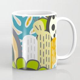 Fresh floral bunch Coffee Mug