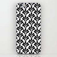 art deco iPhone & iPod Skins featuring art deco by frenkelvic