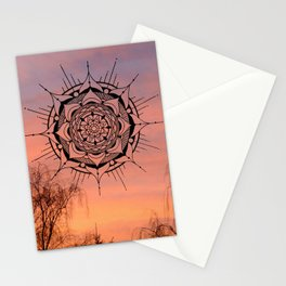 Sunburst Stationery Cards