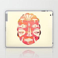 Cloud Face I Laptop & iPad Skin