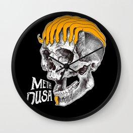 Meth Dusa Wall Clock