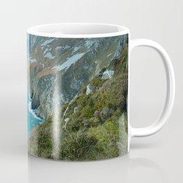Sea Cliffs of Slieve League Coffee Mug