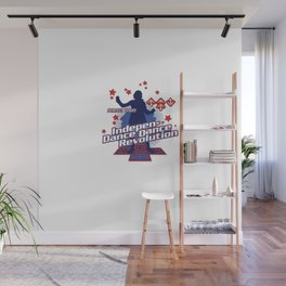 IndepenDANCE Day Wall Mural