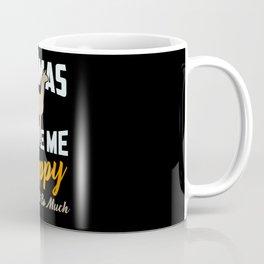 Llamas Make Me Happy You Not So Much Gift I Camelidae Coffee Mug