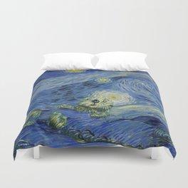 Starry Monterey Night (for Mikaela) Duvet Cover