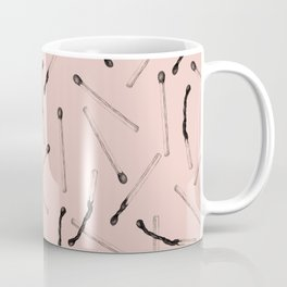 pink matches Coffee Mug