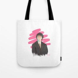 Harry in Suit Tote Bag