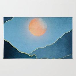 Surreal sunset 03 Rug