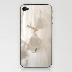 Mornings iPhone & iPod Skin