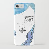 gemma correll iPhone & iPod Cases featuring Gemma by Jessee Fish